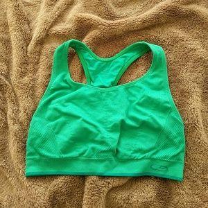 C9 green sports bra Medium